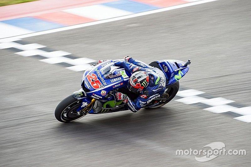 Маркес упал в Аргентине и позволил Виньялесу выиграть Гран При