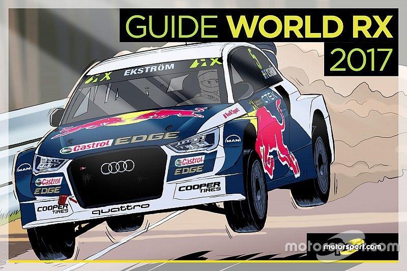 Le Championnat du monde de Rallycross 2017 en un coup d'œil