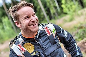 WRC Важливі новини Остберг пропустить Ралі Німеччина