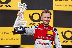 DTM Reporte de la carrera Rast retoma el liderato del DTM con victoria en Rusia