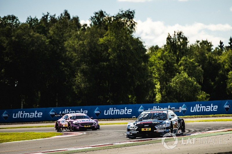 Moscow DTM: Rast retakes points lead with Saturday win