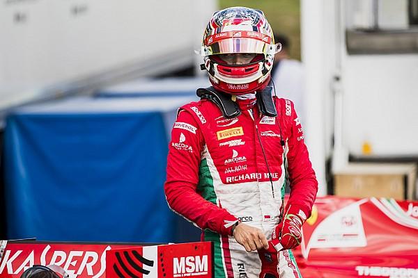 Leclerc pierde la pole position de Hungría