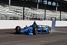 New IndyCar design for 2018 hits the track at Indianapolis
