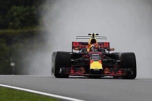 Formel 1 2017 in Sepang: Regen-Bestzeit für Max Verstappen