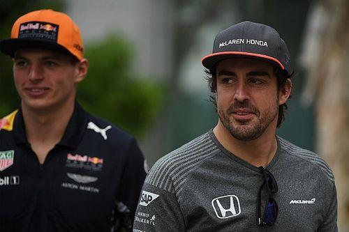 """Chefão da Red Bull descarta contratar Alonso: """"Com a Honda, é impossível"""""""