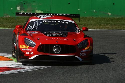 Blancpain Endurance Silverstone: Juncadella op pole, bijrol voor Nederlanders
