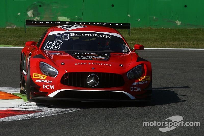 Victoria de Dani Juncadella en la última carrera de las Blancpain GT Series