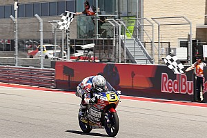 Moto3 Race report Moto3 Amerika: Fenati ulangi kejayaan musim lalu