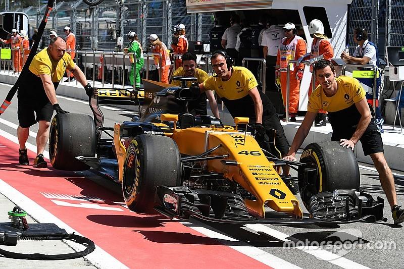 Ferrari и Renault нарушили комендантский час в Сочи