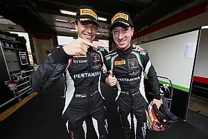 BSS Gara Bortolotti ed Engelhart trionfano anche nella Main Race a Brands Hatch