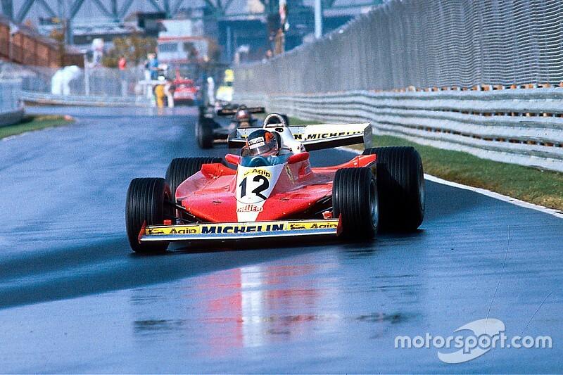 Photos - Les victoires de Gilles Villeneuve en F1
