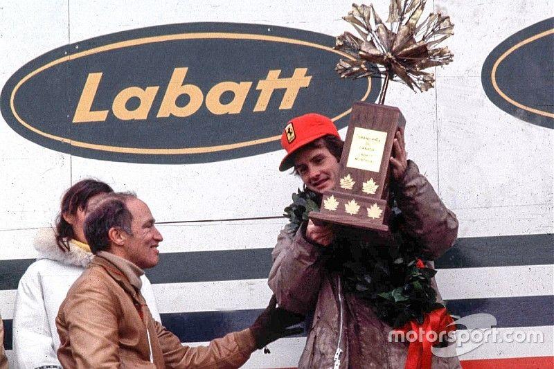 Il y a 40 ans : la première victoire de Gilles Villeneuve, au Canada