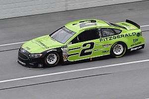 NASCAR Cup Race report Brad Keselowski wins first stage of Talladega Cup race