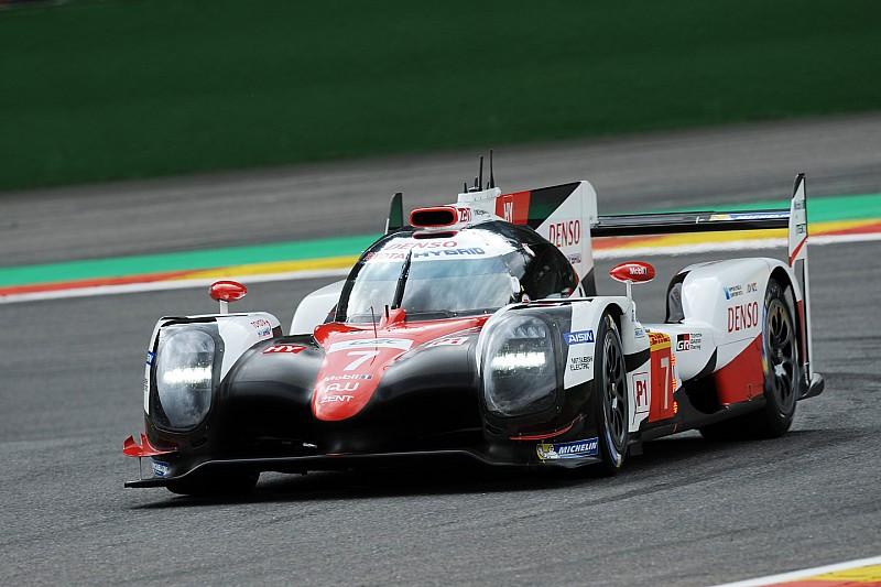 Kobayashi, Conway deserved Spa victory, admit winners