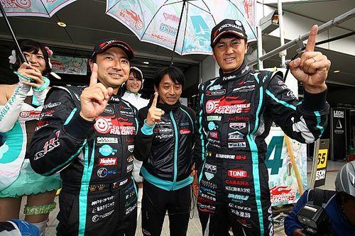 【スーパーGT】第2戦富士GT300予選:ミクAMG、驚異の走りでPP獲得!