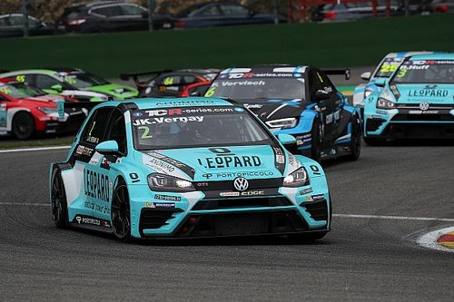 Race 2 at Spa: Vernay and Huff make a 1-2 finish for Leopard Racing