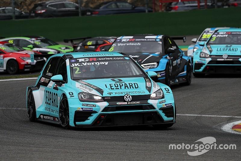 Верне выиграл вторую гонку TCR в Спа с седьмого места