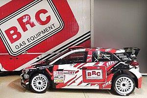 Basso e BRC pronti all'esordio nel TER 2017 al Transilvania Rally
