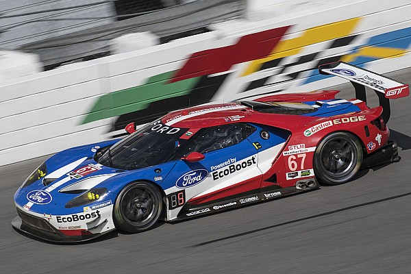 Ford GT job not done yet, says Pericak