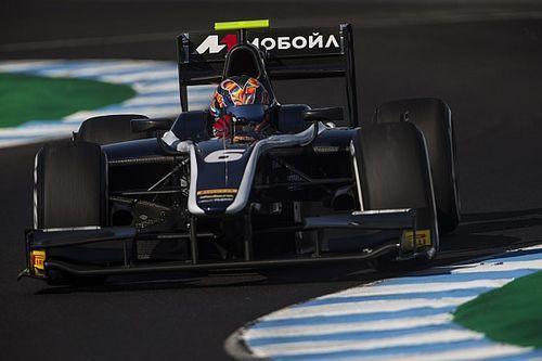 Маркелов выиграл вторую гонку Ф2 в Хересе