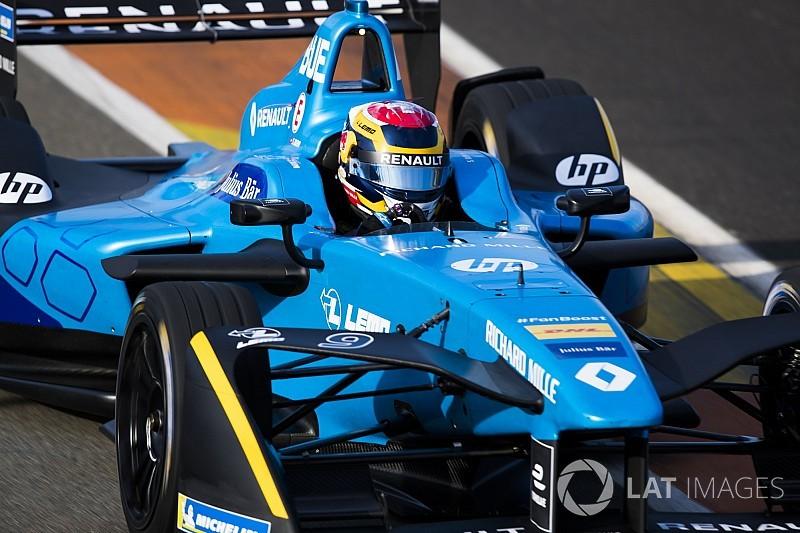 Nissan substitui a Renault na Fórmula E