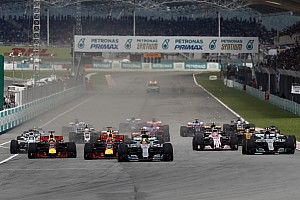 Formule 1 Réactions Grand Prix de Malaisie : ce qu'ont dit les pilotes