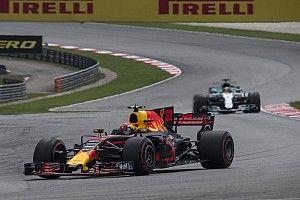 Red Bull cree que habría batido a Ferrari en Malasia