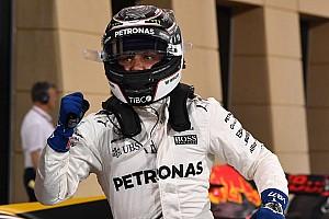 F1 Reporte de calificación Bottas vence a Hamilton para lograr su primera pole