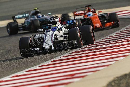 Гран При Бахрейна: лучшие фото субботы