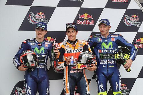 Kolom Mamola: Bisakah Rossi mengalahkan Vinales dan Marquez?