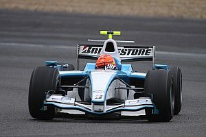The story of Michael Schumacher's one-off GP2 test