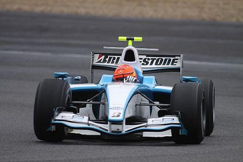 VÍDEO: Relembre o dia em que Schumacher testou carro de GP2