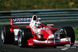 Los 50 pilotos con más carreras sin puntuar en Fórmula 1