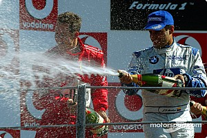 Montoya diz que negou Ferrari por causa de Schumacher; entenda