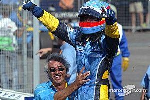 2004 - Quand Alonso lorgnait déjà sur Ferrari avant les titres Renault