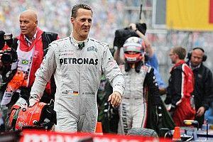 Weber: Schumacher nie powinien wracać
