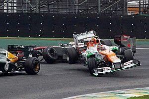 Как это было: Гран При Бразилии'12, когда Хюлькенберг чуть не выиграл гонку, а Алонсо – третий титул