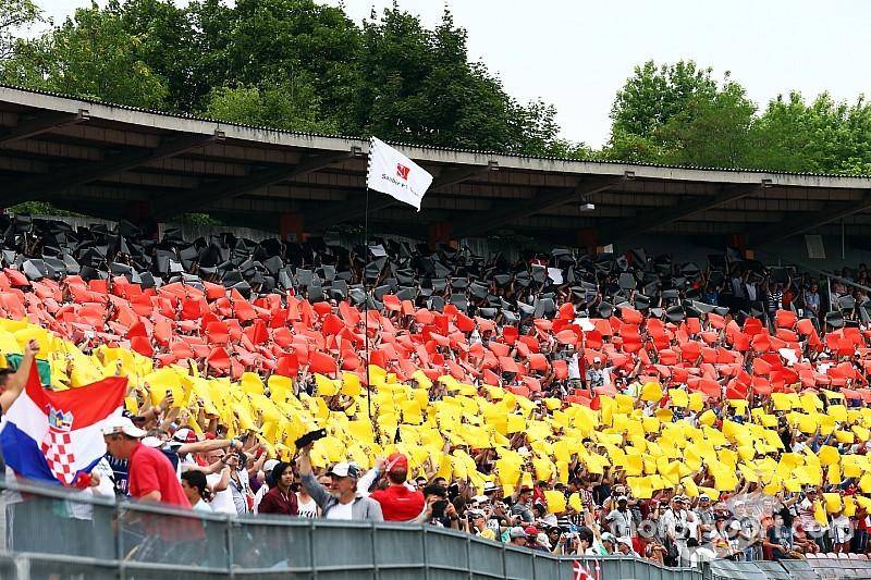 Hockenheim, Almanya GP kararına şaşırmadı