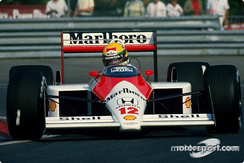 Hatalmas összegért kelt el Senna sisakja egy aukción