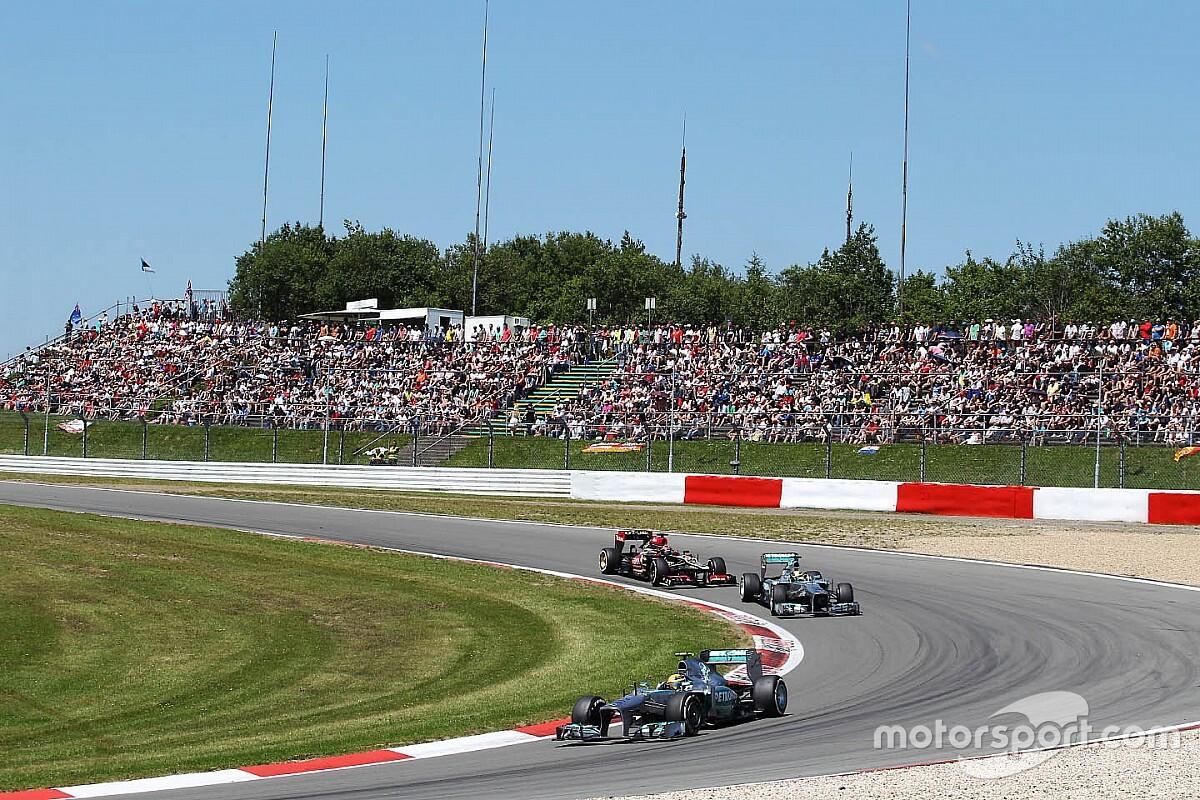 La F1 cambia Interlagos, Canadá, México y Austin por Nürburgring, Portimão e Imola