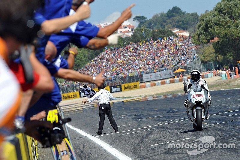 Todas las victorias de Jorge Lorenzo en MotoGP