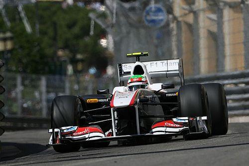 Todos los coches y la carrera de Pérez en F1 antes de Red Bull
