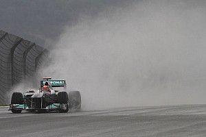 Türkiye Grand Prix'si için yağmur ihtimali düşük