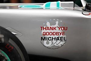 Schumacherrel együtt egy másik legenda is visszavonult a Mercedestől, de feltűnt?