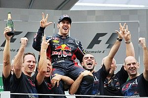 Red Bull: 2012 mostra que Vettel ainda pode ser campeão