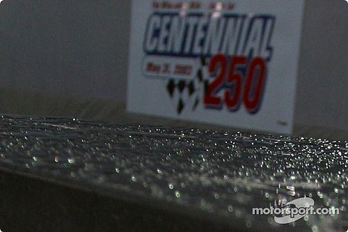 Квалификацию IndyCar в Мэдисоне отменили из-за дождя. Стартовую решетку сформируют по общему зачету