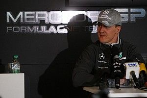 """Wolff: """"Sin Schumacher, nuestra historia de éxito no existiría"""""""