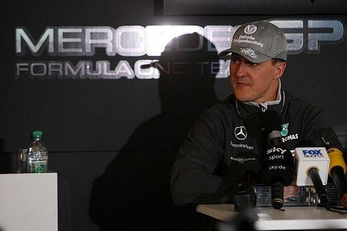 F1: Chefe da Mercedes destaca papel de Schumacher no sucesso da equipe
