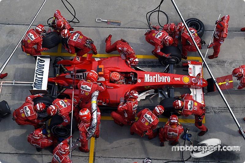 托德希望F1考虑2021年重新引入加油