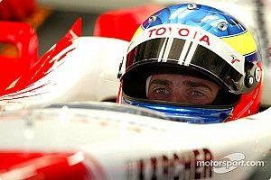 Veja como Zonta colocou seu Toyota da Fórmula 1 na sala de casa